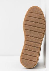 Billi Bi - Platform ankle boots - cognac - 6