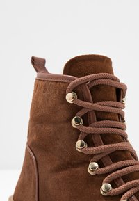 Billi Bi - Platform ankle boots - cognac - 2