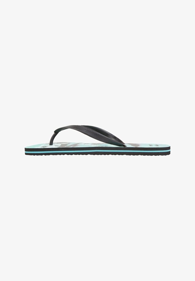 TIDES SUNDAYS  - Sandales de bain - aqua