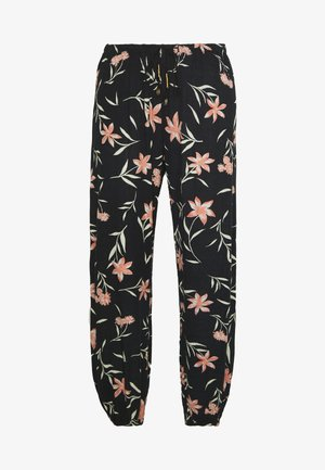 SWEET SURF - Trousers - black