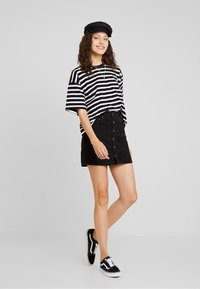 Billabong - GOOD LIFE - A-line skirt - black - 1