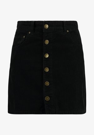 GOOD LIFE - A-line skirt - black
