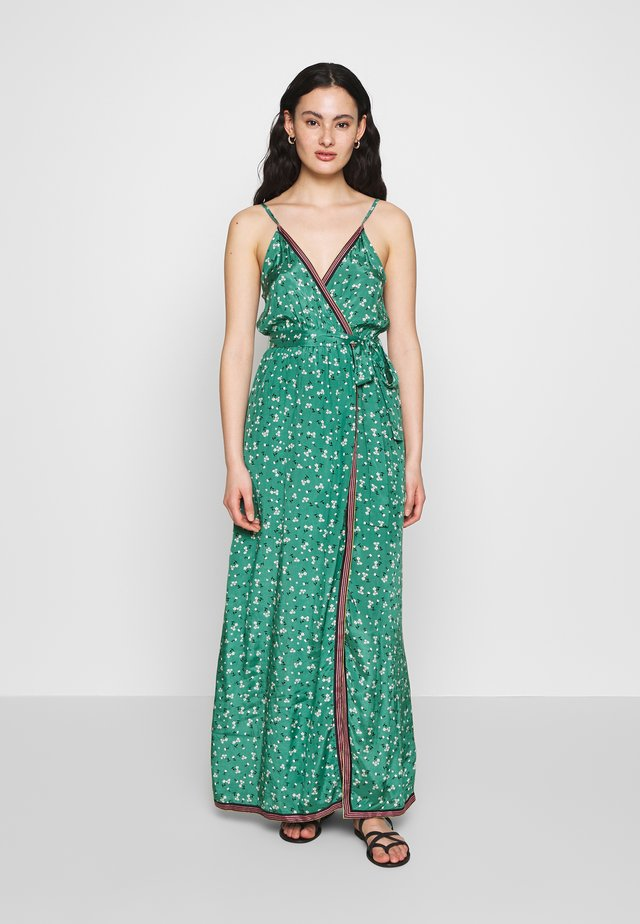 LOVE FIRST - Maxi-jurk - emerald bay