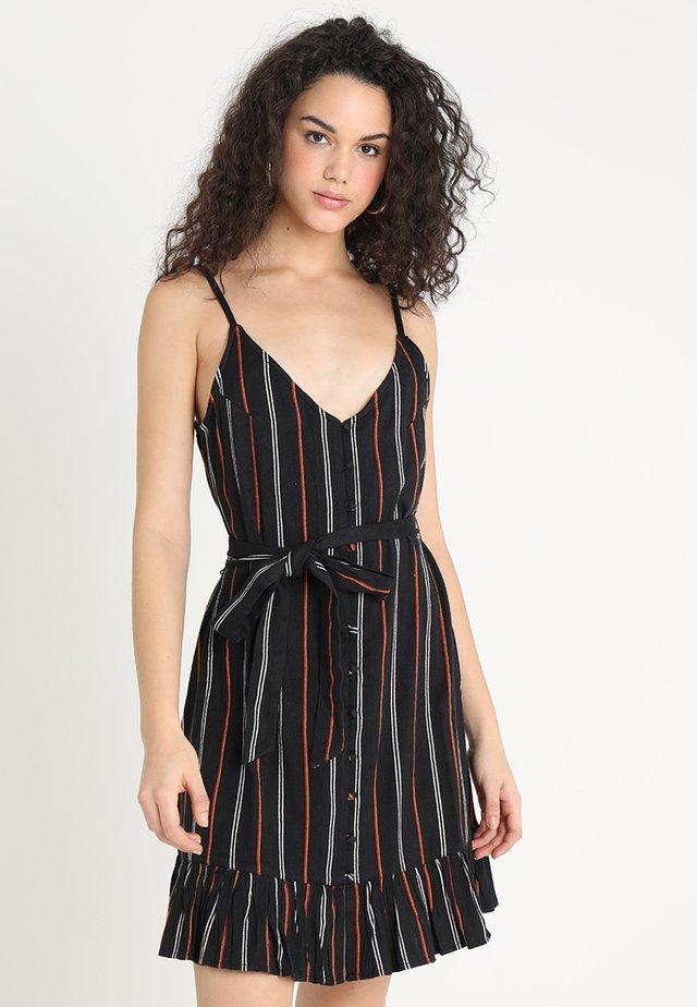 AIR DANCER - Vestido informal - black