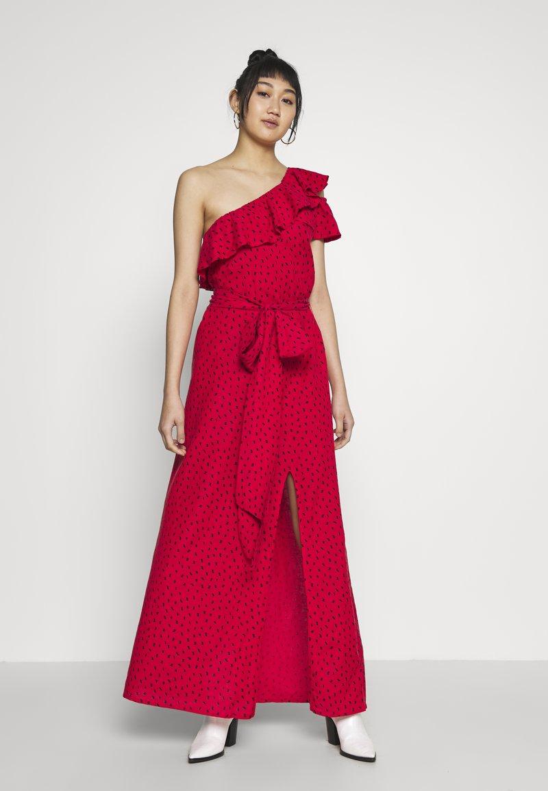 Billabong - YOUR SIDE - Vestido informal - rio red
