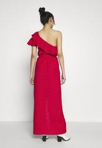 Billabong - YOUR SIDE - Vestido informal - rio red - 2