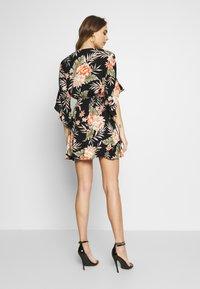 Billabong - LOVE LIGHT - Vestido informal - black floral - 2