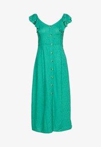 Billabong - LOVE - Vestido camisero - verde - 0