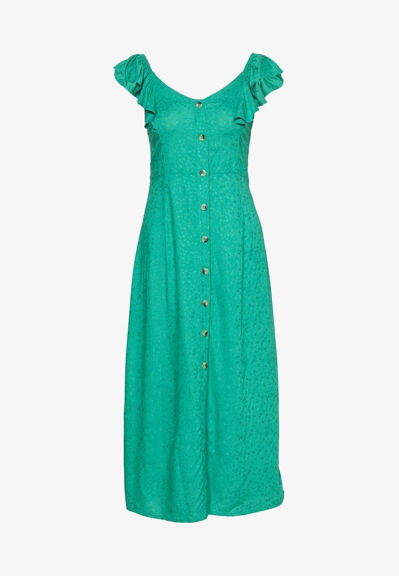 Billabong - LOVE - Vestido camisero - verde
