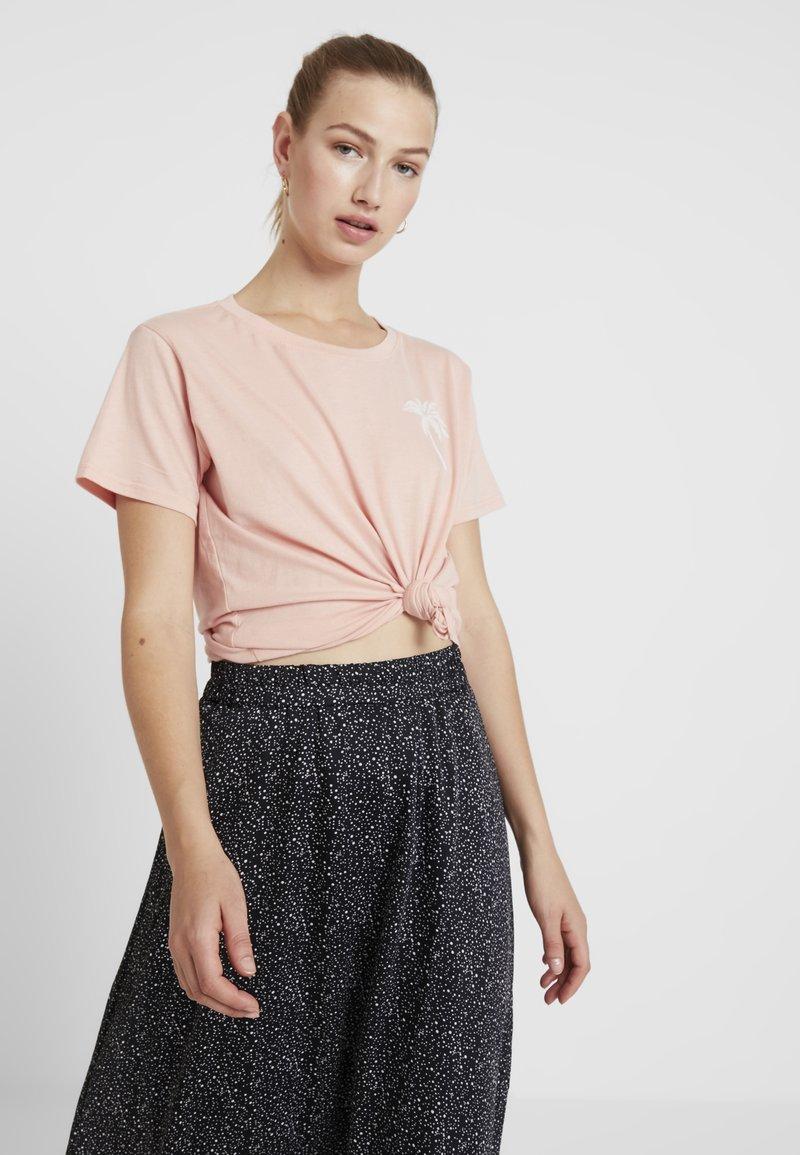 Billabong - FIRST TEE - T-shirt print - rose quartz