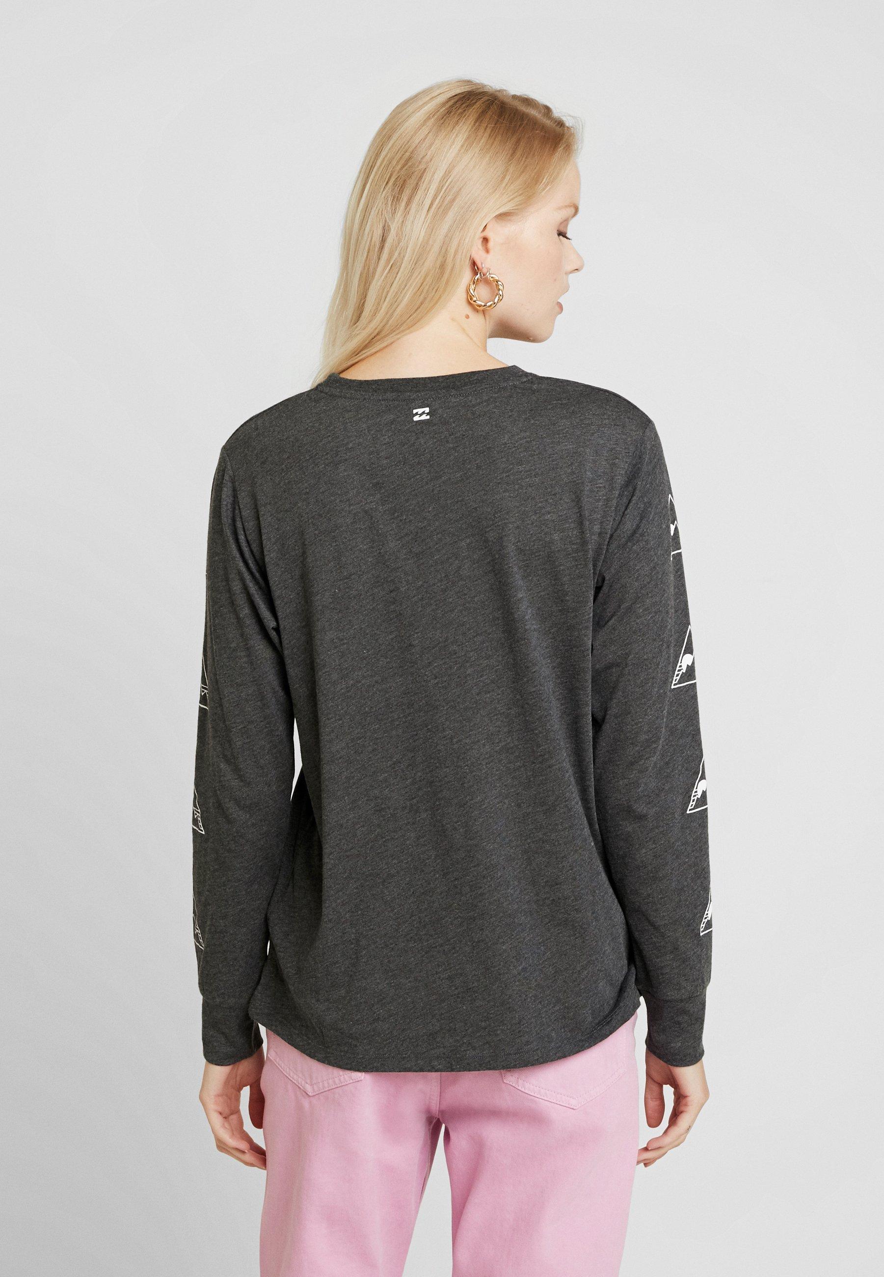 À Manches Longues Billabong shirt High TideT Black wk80OnPX