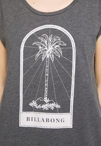 Billabong - ALL NIGHT TEE - Camiseta estampada - black - 4