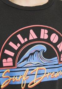 Billabong - SURF DREAM - Camiseta estampada - black - 5