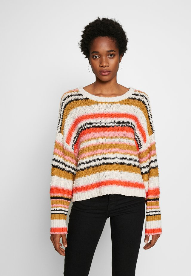 EASY GOING - Strickpullover - samba