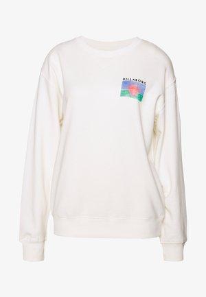 Sweatshirt - salt crystal