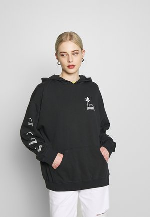 VACATION DAYS  - Hoodie - black