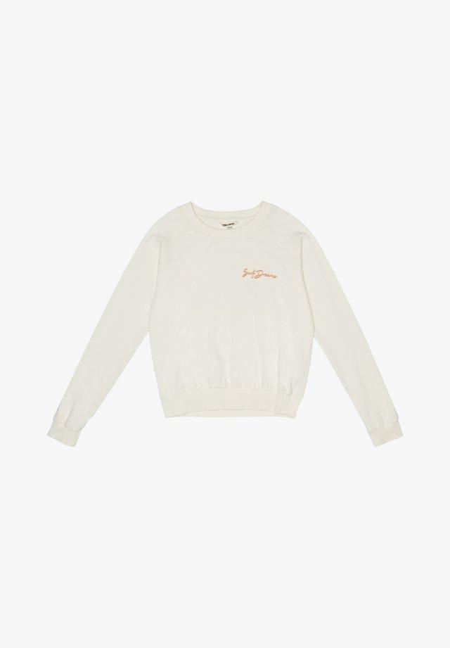 LAGUNA BEACH  - Sweater - salt crystal