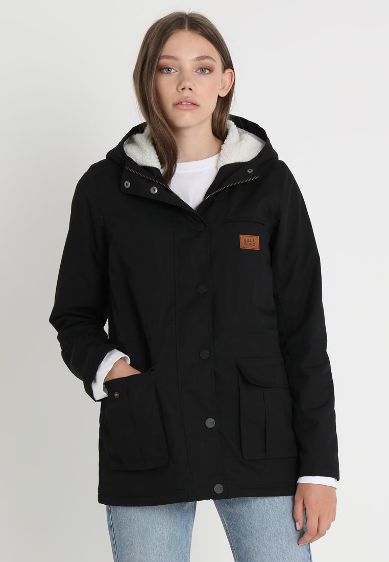 Billabong - FACIL ITI - Parka - black