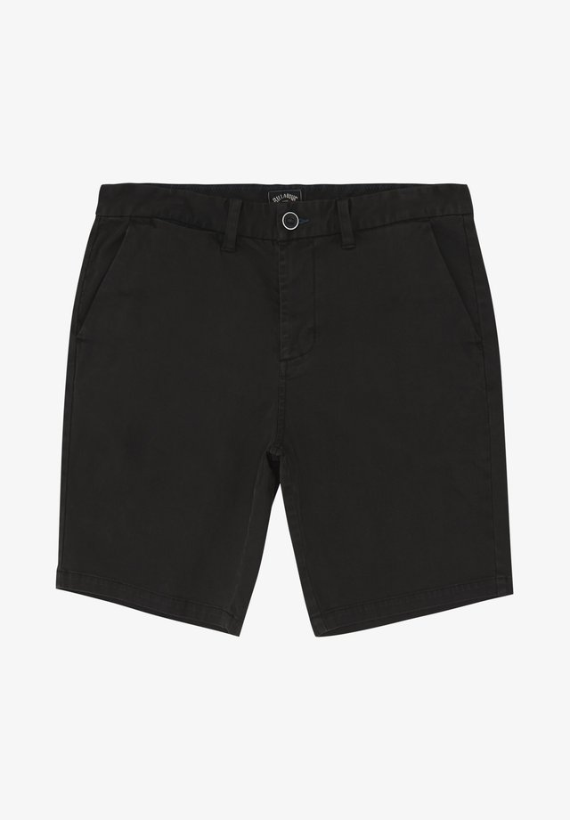 NEW ORDER WAVE WASH - Shorts - raven