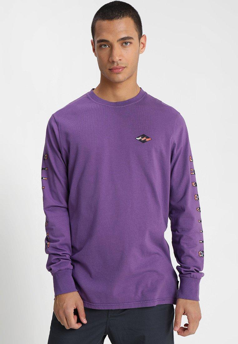 Billabong - HERITAGE TEE  - Longsleeve - lavender