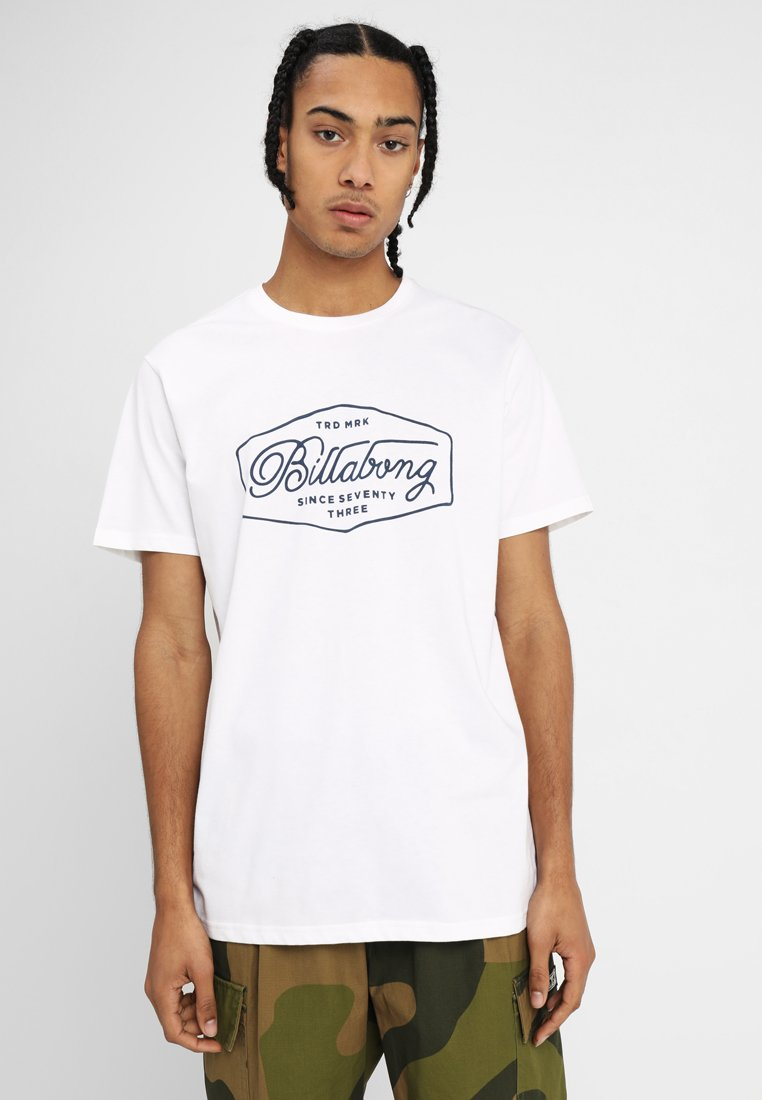 Billabong - TRADEMARK TEE - T-shirt print - white