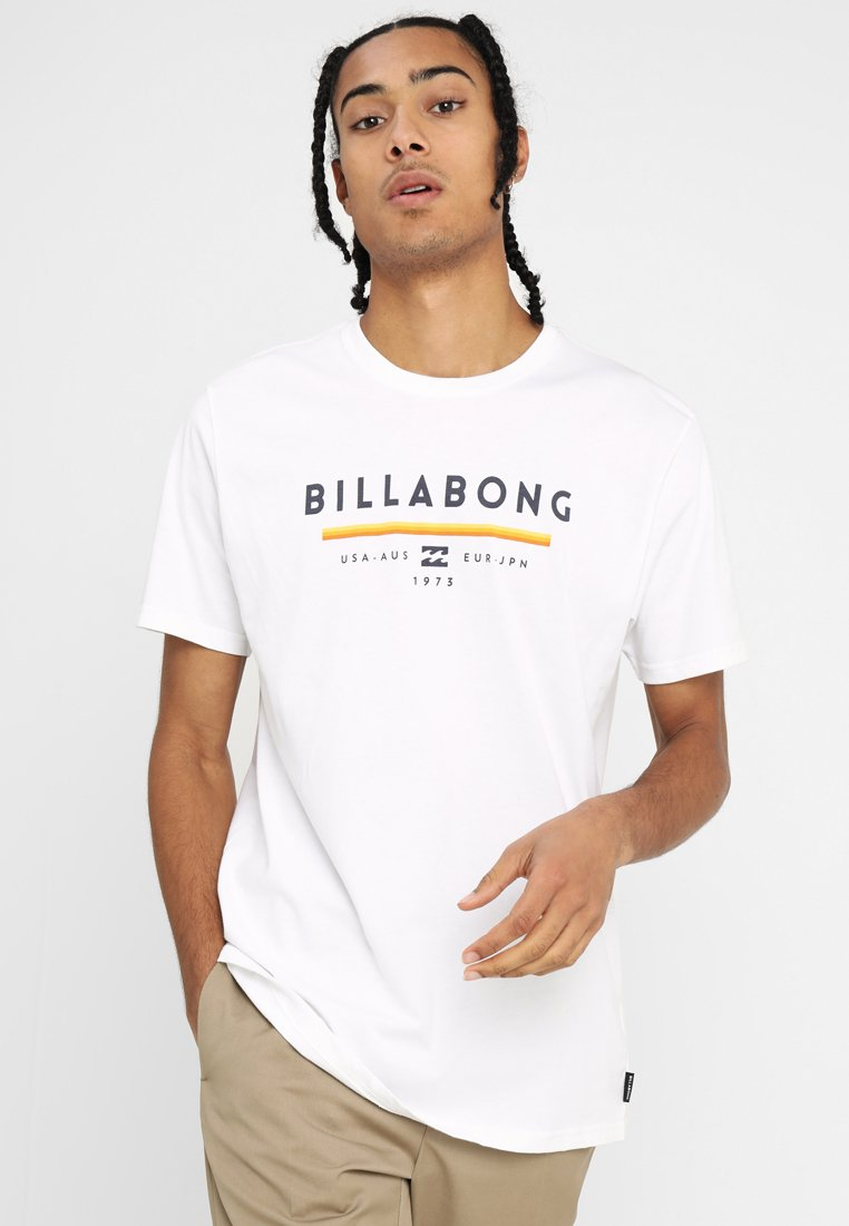 Billabong - UNITY TEE - T-shirt print - white