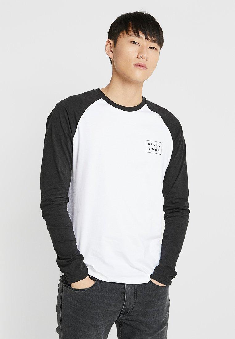 Billabong - DIECUT TEE - Long sleeved top - white