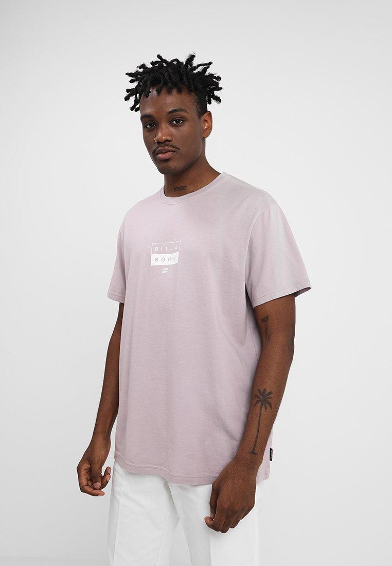 Billabong - DECAL TEE - T-shirt print - iris