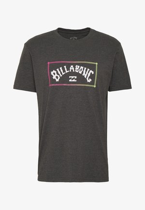 ARCH TEE - T-shirt con stampa - black