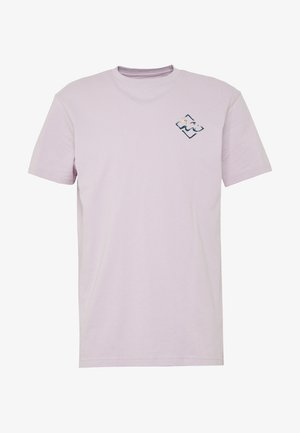 BUNKER TEE - T-shirt con stampa - lavender