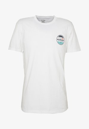 DREAMY PLACE TEE - T-shirts print - white
