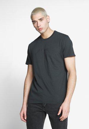ALBUM TEE - Camiseta estampada - black