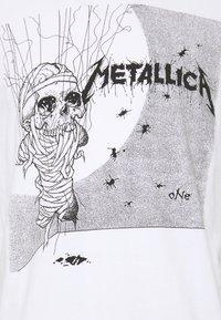 Billabong - ONE - Camiseta estampada - white - 2