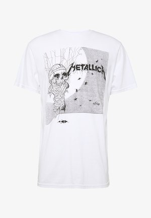 ONE - Camiseta estampada - white