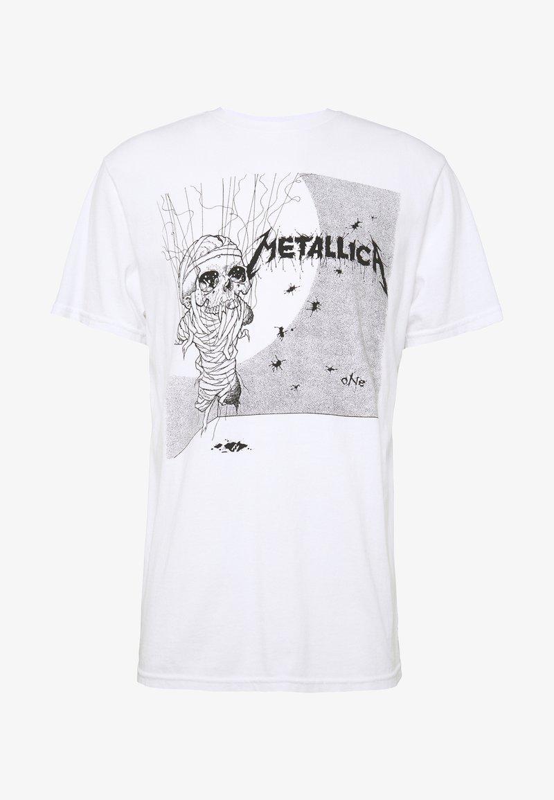 Billabong - ONE - Camiseta estampada - white