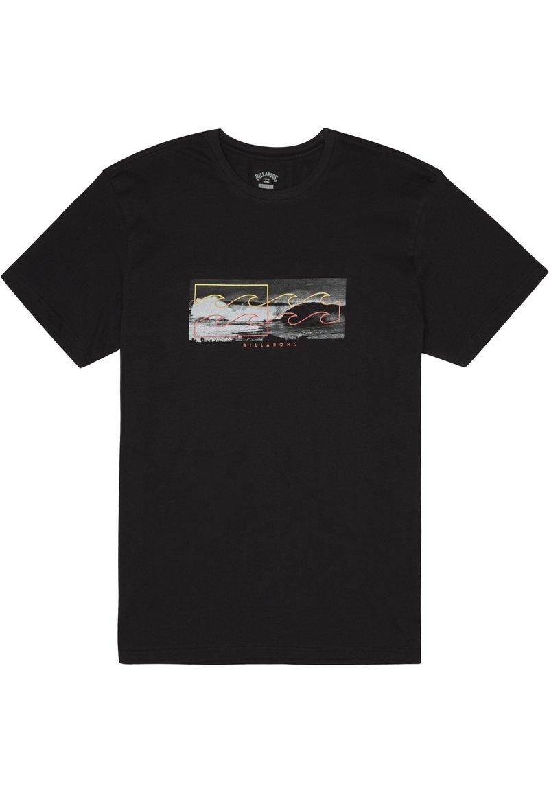 Billabong - INVERSE  - Print T-shirt - black