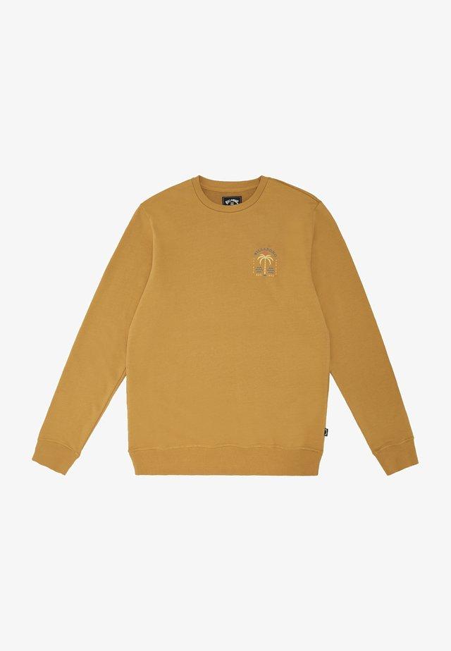 SHOONER - Sweater - gold