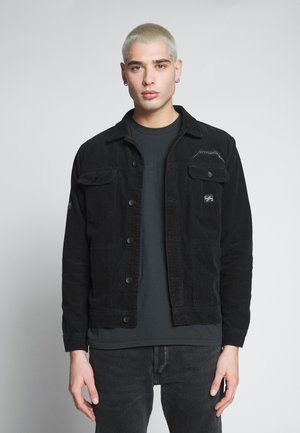 BLACK ALBUM  - Chaqueta fina - black denim