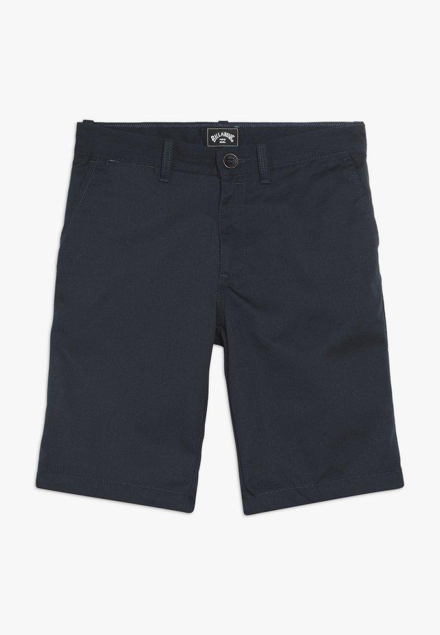 CARTER BOY - Shorts - navy