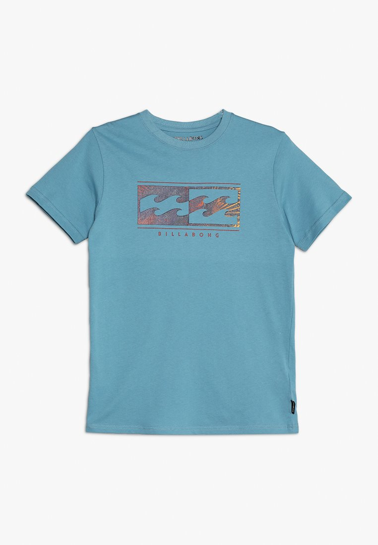 Billabong - INVERSED BOY - T-shirt z nadrukiem - aqua blue
