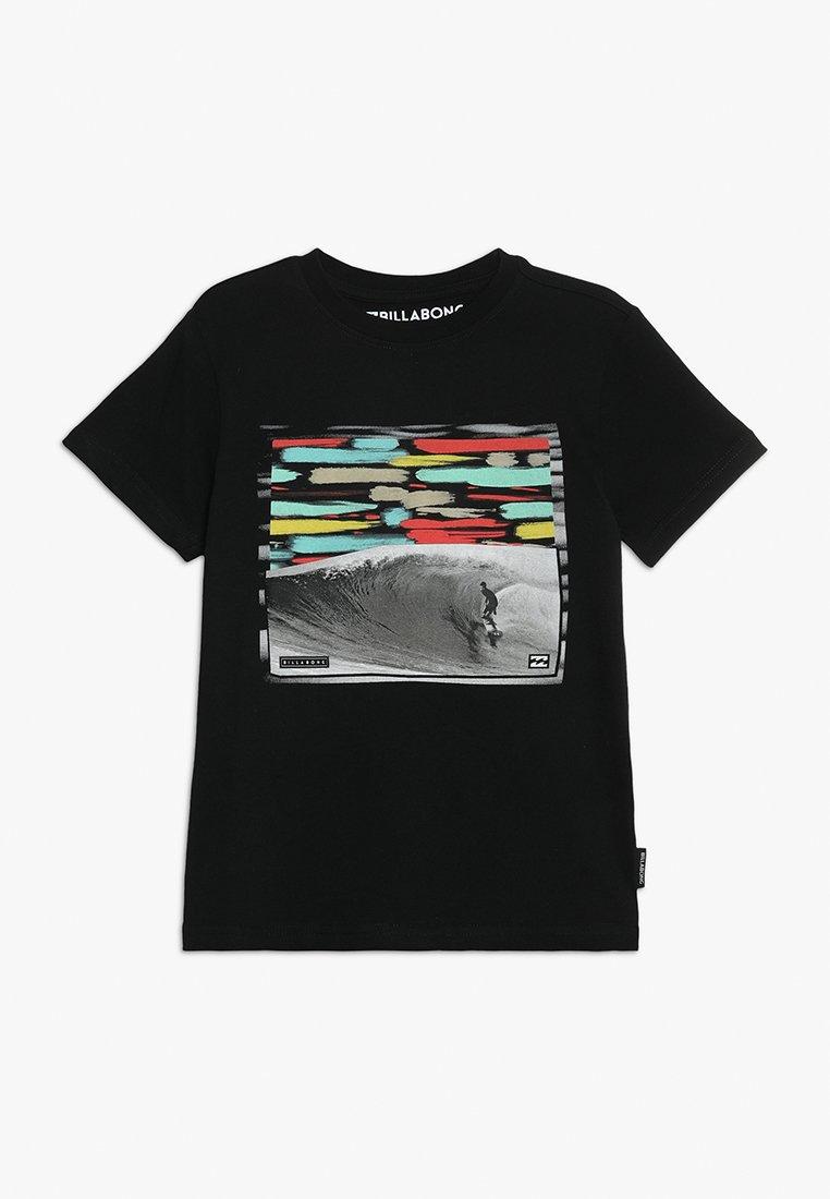 Billabong - HIGH LINE BOY - T-shirt print - black