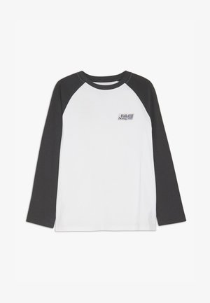 SUPER 8 TEE BOY - T-shirt à manches longues - white