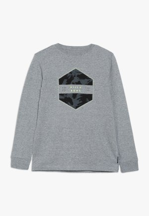 ACCESS TEE BOY - Camiseta de manga larga - grey heather