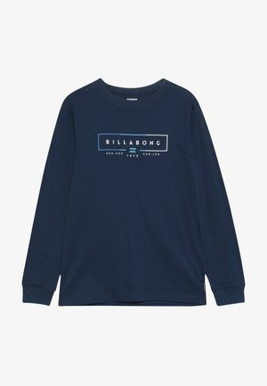 UNITY BOY - Long sleeved top - dark blue