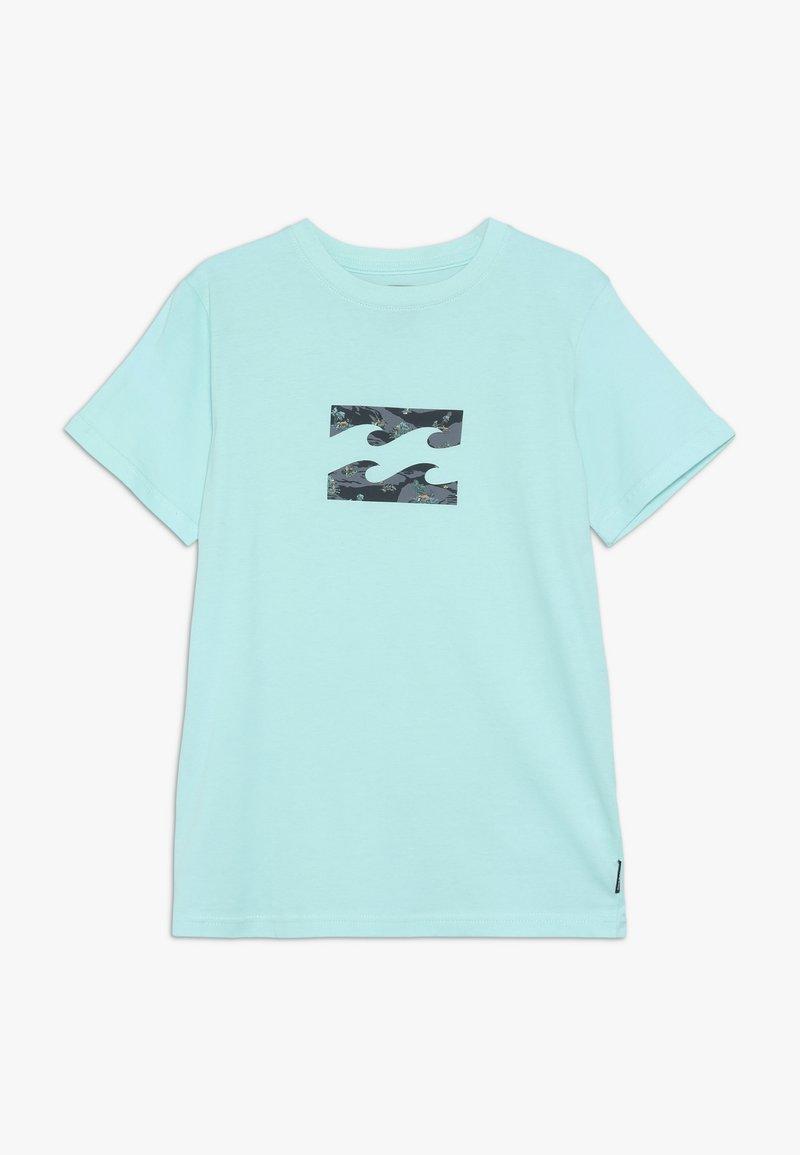 Billabong - TEAM WAVE TEE BOY - T-shirt med print - spearmint