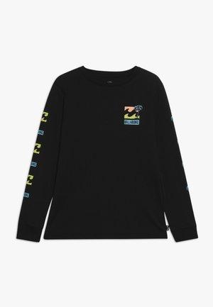 TEE BOY - Pitkähihainen paita - black