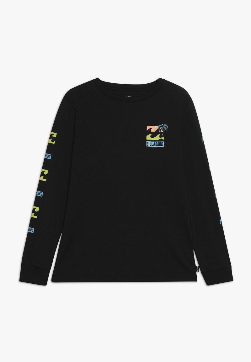 Billabong - TEE BOY - Camiseta de manga larga - black