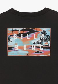 Billabong - DIE CUT TEE BOY - Camiseta estampada - black - 3