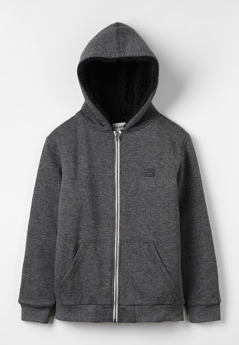 Billabong - ALL DAY SHERPA BOY - veste en sweat zippée - black