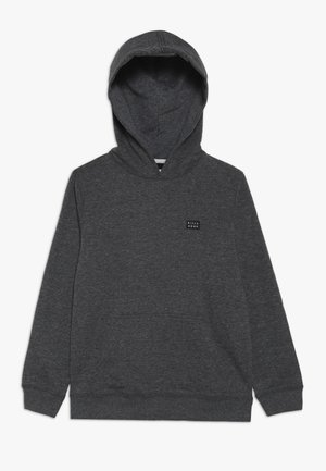 ALL DAY BOY - Kapuzenpullover - black
